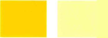 Пигмент-жуто-180-боја